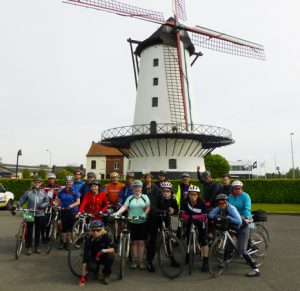 Jessie's Fund bike ride