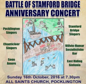 Stamford bridge battle Concert