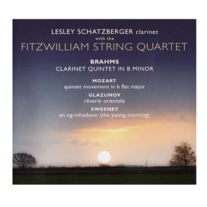 Fitzwilliam String Quartet with Lesley Schatzberger, clarinet