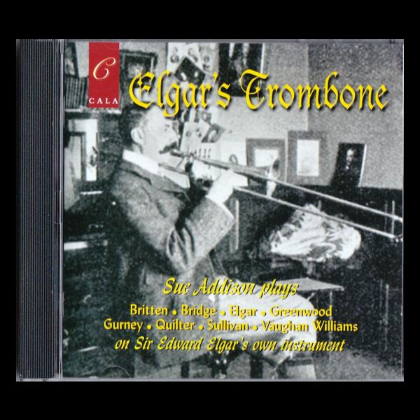 Elgar's Trombone, played by Sue Addison