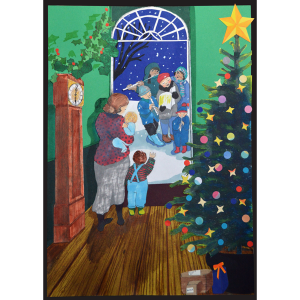 Carols card
