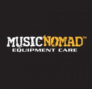 Music Nomad logo